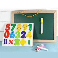 Wholesale Neverland Wall mounted magnetic dual use drawing board Children s gifts
