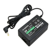 Wholesale 5pcs AC Adapter Home Wall Charger Power Supply for Sony PSP2000 With Cord