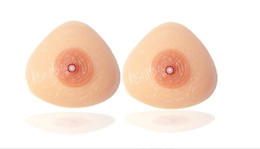 Wholesale silicone artificial breast forms g per pair for women for TG CD SM