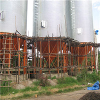 Wholesale Grain vessel galvanized steel silo