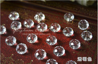 Wholesale DIY Jewelry marking white Clear Loose Swarovski crystal Rondelle Beads