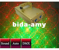 Wholesale Laser light for DJ mW mini firefly Laser Light Show System