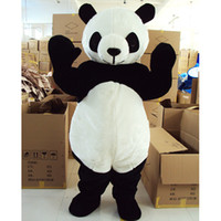 Wholesale Panda Plush Mascot Costume for Carnival Celebration daxiongmao