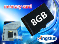 Wholesale GB Memory SD Card TF Memory micro sd card TF card with Free Retail Blister Package FREE DHL