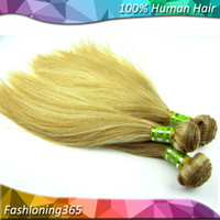 Wholesale Newest Brazilian Highlight Hair A Human Straight Ombre Hair Queen Straight Hair Products g Two Color