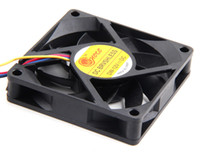 Wholesale Desktop computer chassis cm fan small chassis fan CPU fan with oil