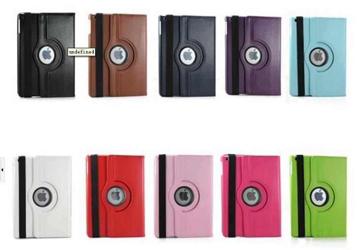 Buy 360 Degree Rotation smart Stand PU Leather Case Cover Apple ipad 4 5 6 air 2 pro 9.7