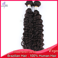 Brazilian Hair Kinky Curly virgin hair Modernshow hair Grade 6A Unprocessed Brazilian Human Hair Extensions Afro Kinky Curly Hair Weave 300g(kilo) Virgin Remy Hair Weft H J Remy Hair