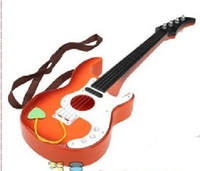 Wholesale Christmas Xmas Gifts Toys Guitar Musical Instruments Toys Educational Gifts for Kids