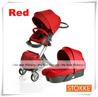 stokke xplory - Stokke Xplory Accessories Umbrella and Cup Holder for Stokke Xplory Baby Stroller Very Safety Design Modern Luxury Baby Stroller