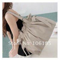 best handbag wholesale - Best selling high quality leather handbag DHL freeshipp ladies fashion style leather handbag white pink