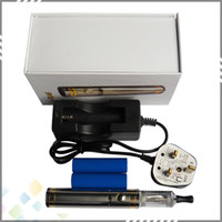 Electronic Cigarette Set Series  Vaporizer Electronic Cigarette Uwast Kit Mechanical Mod PK Chi you Mod DHL Free