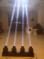 Wholesale Hot W White Led Beam Bar Moving Head Strobe Disco DJ Lighting New