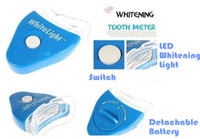 Wholesale Teeth Whitening IONIC White Tooth Whitening System Teetn Whitening Light kit Lamp Gel White Light Teeth Pen via DHL