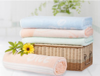Wholesale Bath towel bathrobe baby skin care products diapers personal care lathe dl528a b d