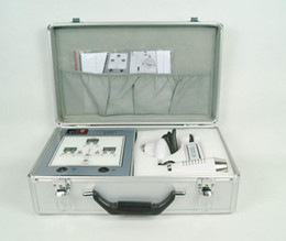 Wholesale Christmas promotion Boxy Ultrasound Anti wrinkle Machine Facial Massager Beauty Machines Au
