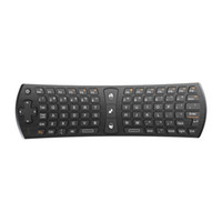 Wholesale Original Rii Mini Wireless Keyboard Air Fly Mouse With USB Receiver for Andriod Google TV Box Mini PC Loptop Windows DHL