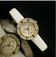 Casual Women's Water Resistant Hot Selling Fashion Famous Brand JULIUS Ladies Wrist Watch, Japan Quartz Movement rhinestone crystal Leather Strap Watch JA-535