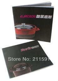 Wholesale Custom catalog printing books product catalogue advertising fashion magazine print