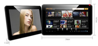 Wholesale inch Dual camera Android Tablet PC EPAD T902 GB GHz WiFi P Allwinner A13 Xmas