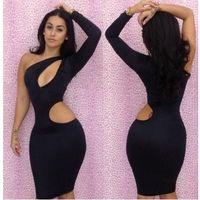 2016 New Sexy Dress Fashion Women Prom Dresses Club Party Sh...