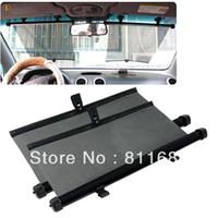 Wholesale 3pcs x Car Window Sun Shade Windshield Sunshade Shield Visor Black