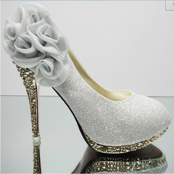 Women Wedding Shoes Photo Album - Weddings Pro