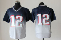 Football Men Short Popular #12 Tom Brady Jerseys American Football Jerseys Patrios Team Jerseys Drift Fashion II Elite Jerseys Mens Athletic Apparel