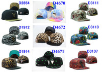 Wholesale Newest Hotest Leopard Hater Hats Snapback Hats Caps Men Snapbacks Adjustable Diamond supply co Snap back cap Men Top Quality