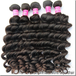 Wholesale Brazilian Malaysian Peruvian Indian Cambodian Mongolian European Filipino Hair A Popular Natural Wave same lengths