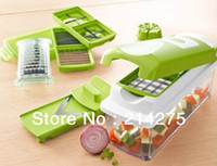 Wholesale Vegetable Fruit Nicer Dicer Slicer Cutter Plus Container Chopper Peeler