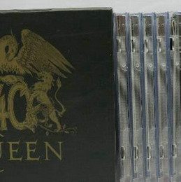 Wholesale Queen Limited Edition CD Box Set