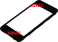 Wholesale 10pcs Digitizer Touch Screen Frame Bezel Home Button Assembly For iPod Touch nd Gen