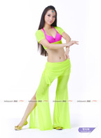 Belly Dancing tassel Sheer 2013 New 3pcs Sexy Tribal Belly Dance Costume set