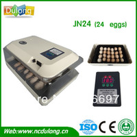 Wholesale JN24 full automatic holding chicken eggs incubator egg for sale