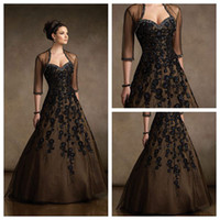 Sweetheart online shopping - 2014 Ceremony New Design Ball Gown Party Dress Tulle Jacket Half Sleeve Mother Of the Bride Dresses Shopping Online