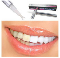 Wholesale Teeth Whitening Pen Tooth Gel Whitener Bleach Stain Eraser Remove Instant Soft Brush Applicator Teeth Whitening Dental Care Cheap Teeth Pen