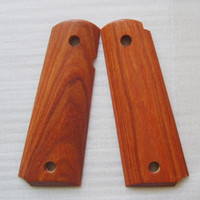 africa wax - colt full size government Africa rose wood proper fitting wax and smooth finish wood grips
