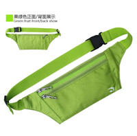 Wholesale Outdoor waist pack running sports personal anti theft travel waist pack ride bag Fashion Casual