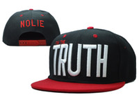 Wholesale 2013 Fashion Hats Newest TRUTH Snapback Hats Snapbacks Hats Snap back Cool Outdoor Caps cheap