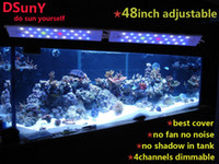 Wholesale New arrival Full spectrum quot mm feet dimmable led reef light for reef coral tank