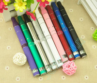 Single Multi Electronic Cigarette Ago G5 electronic cigarette Portable pen dry herb Vaporizer with LCD Display 650mah battery Suit for Herb Cut tobacco 10 colors