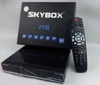 Receivers digital satellite receiver hd - Dropshipping Original Skybox F3S Full pi HD PVR Digital Satellite Receiver support usb wifi youtube churchill