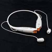 For Apple iPhone Bluetooth Headset HV-800 Wireless Bluetooth Sports Neckband Headphones Earphones With MP3 Mic Hands Free HV-800