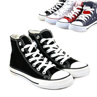 Wholesale chuck Classic Canvas Shoes Sneakers Men s Women s Canvas lace up hoe Colors All Size Ycbh