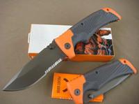 Folding Blade bearing manual - HOT SALE Genuine OEM Bear Good quality Ultimate Set Survival Folding knives Pocket Knife Survival Manual knife g