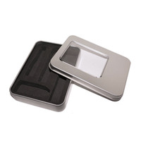 gift box metal - eGo Metal Box for EGO T CE5 Electronic Cigarette eGo Starter Kit Aluminium Gift box E Cigarette Case