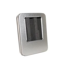 EGo Metal Gift Box pour EGO-T / K / Q Cigarette électronique eGo Starter Kit Aluminium E Cigarette Case à partir de e cadeaux fabricateur