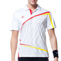 Wholesale kason badminton T shirt badminton series men short sleeved tournament badminton clothing kason FAYG021