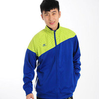 Wholesale badminton jacket men jacket badminton series Jacket Tops Badminton clothing kason FWDG003